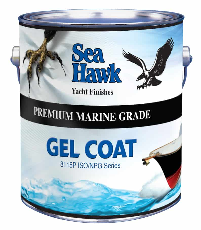how to apply gelcoat