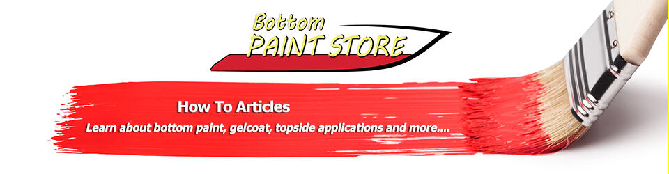 How to Articles | Bottom Paint Store