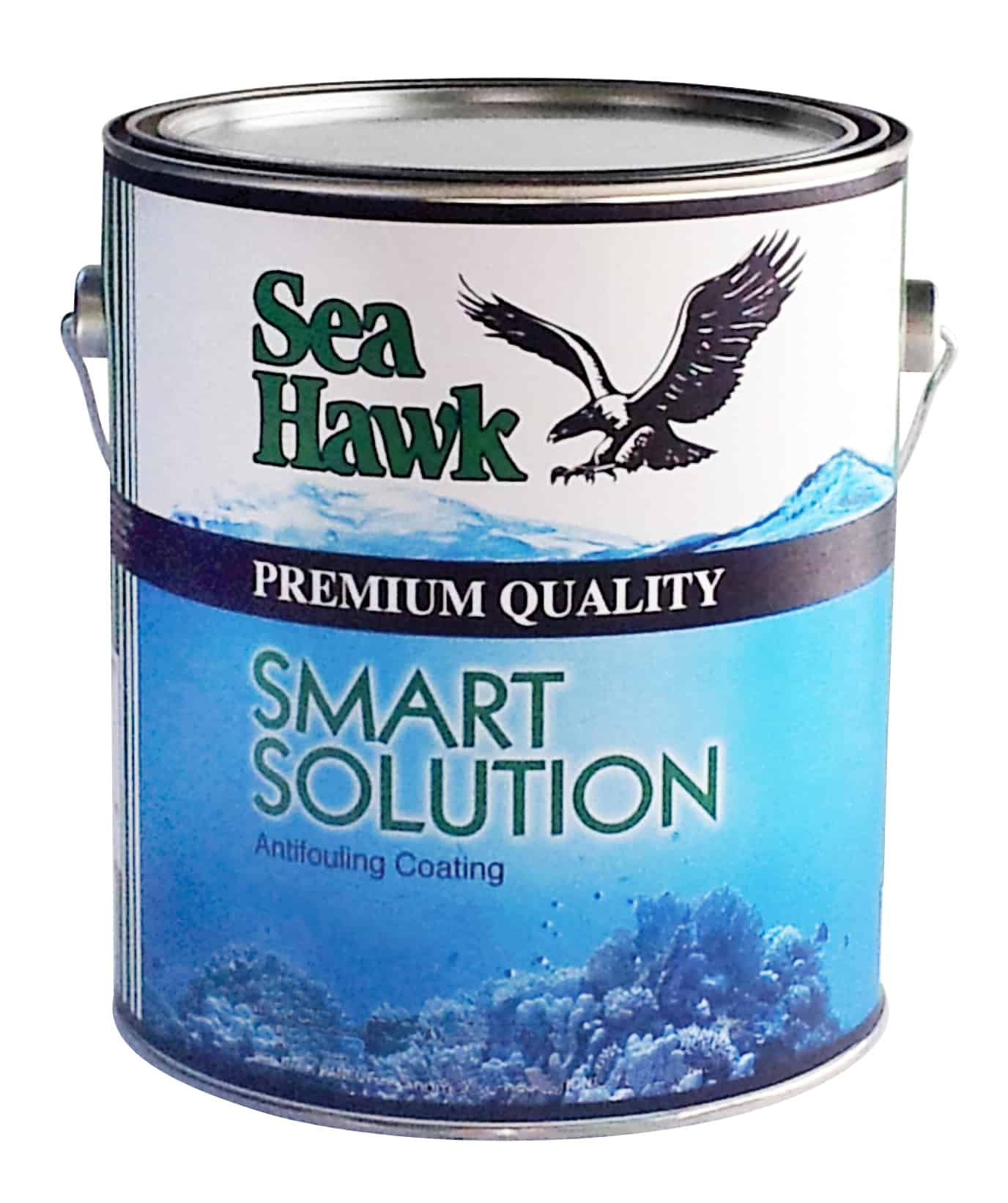 Sea Hawk Smart Solution Outdrive Paint