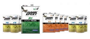 Hawk Epoxy Kit