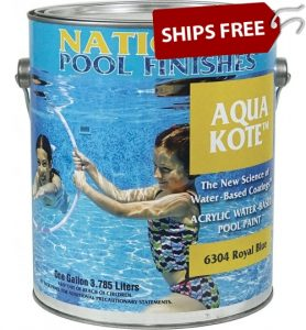Aquakote Pool Paint