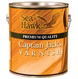 Captain Jack's Varnish