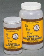 crystal deck cleaner
