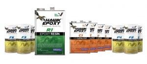 Hawk Epoxy Kit