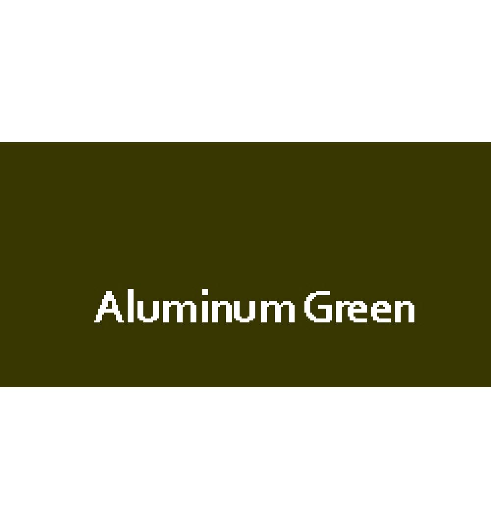 duralux aluminum boat paint green  gallon