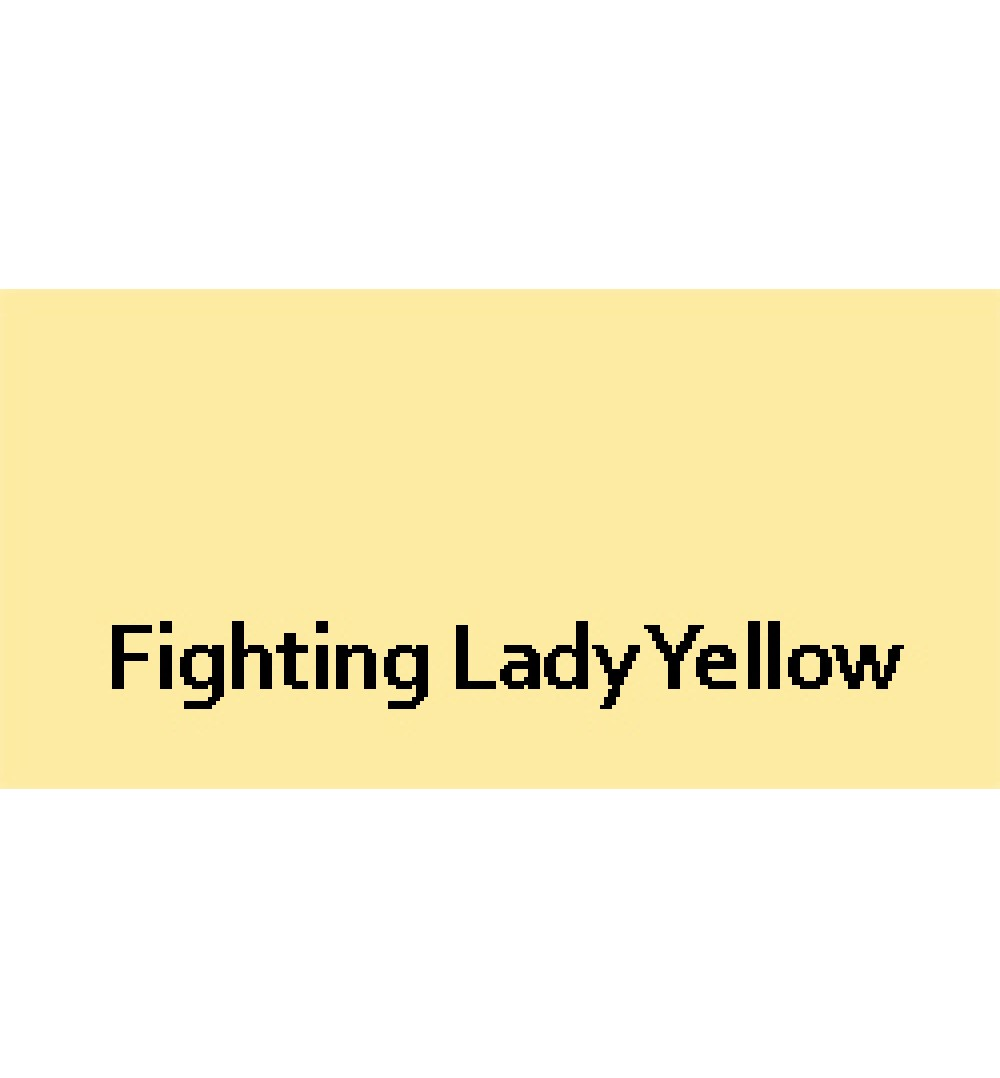 Fighting Lady Yellow GelCoat, Sea Hawk Paints