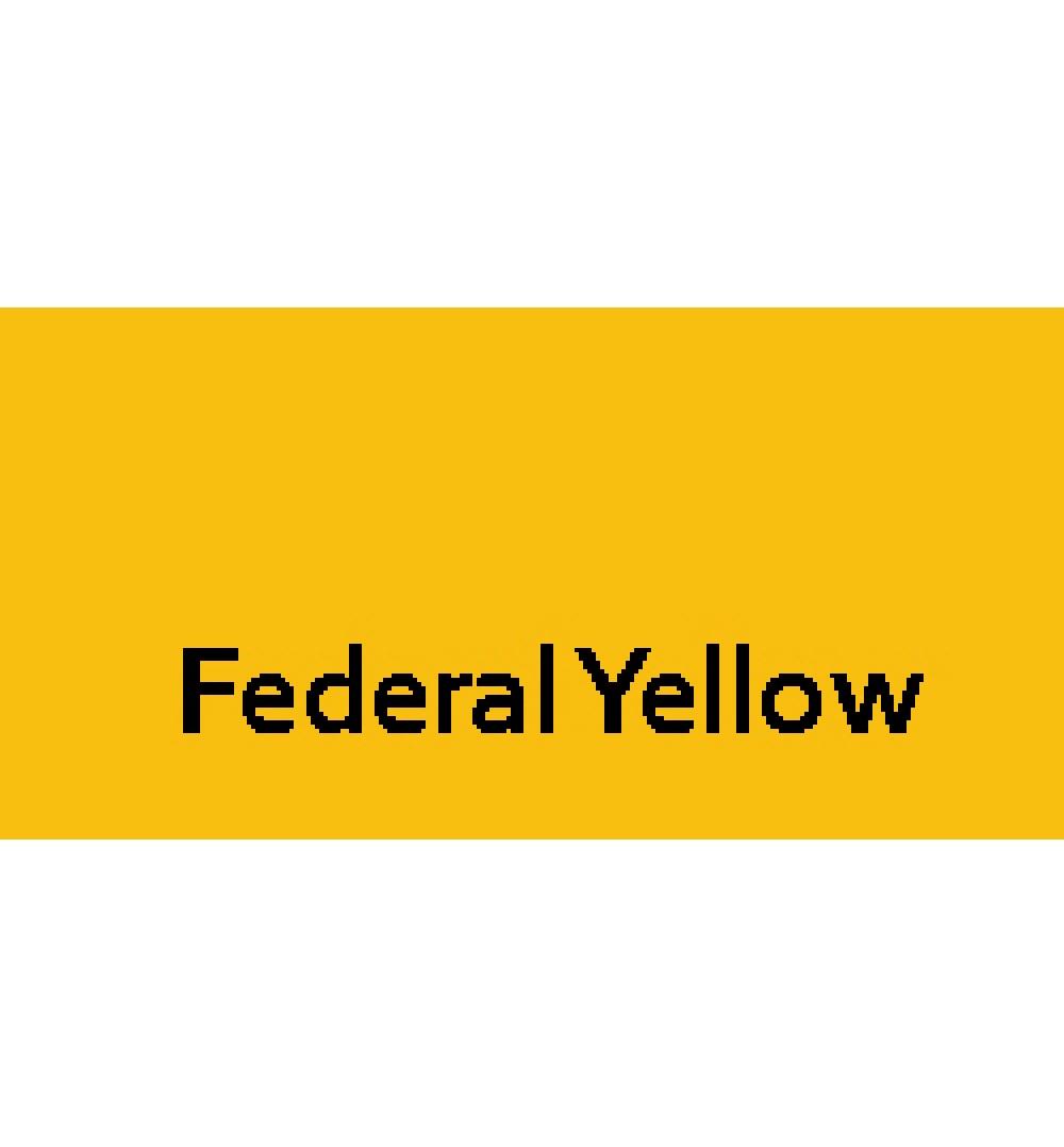 Federal Yellow Gel Coat, Sea Hawk Paints