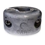 Donut Collar Zincs for Shaft (Standard)