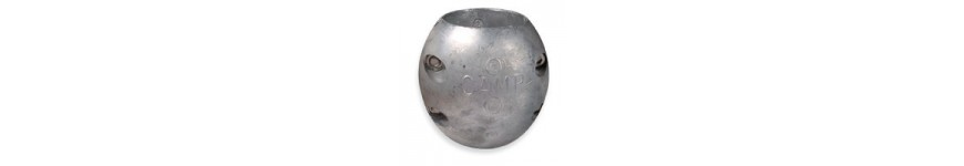 Barrel Collar Zinc for Shaft (Standard)