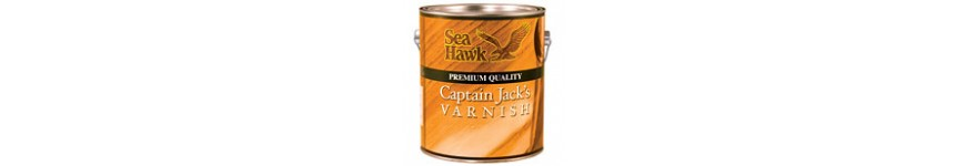 Sea Hawk Captain Jack's Varnish