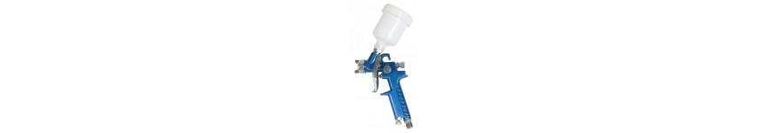 Gel Coat Spray Gun and Tools