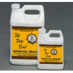 Teak Oil and Teak Cleaner