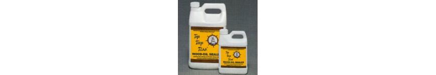 Teak Oil and Teak Cleaner