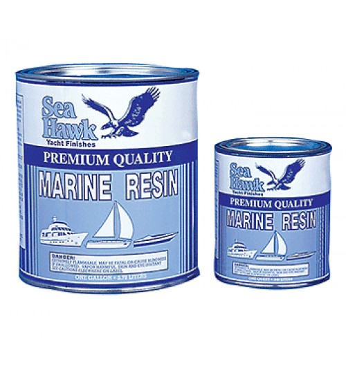 Marine Polyester Resin, Gallon