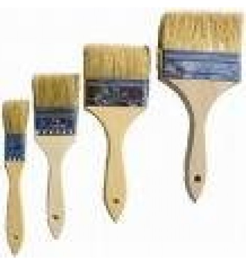 4  Inch Chip Brush (Disposable)
