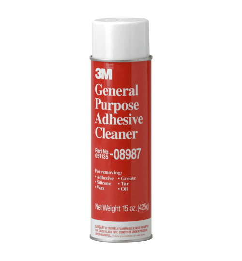 3M General Purpose Adhesive Cleaner, 08987, 15 oz Net Wt