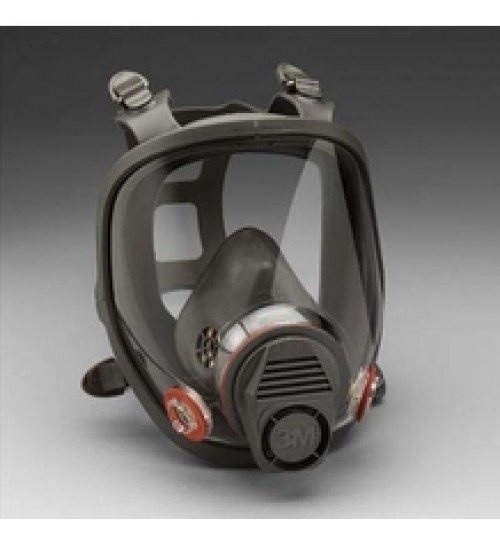 3M 6900 Full-Face Respirator - Large