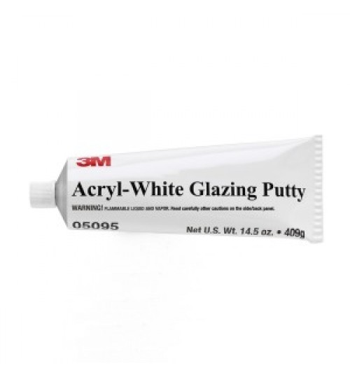 3M Acryl-Marine Putty, Tube