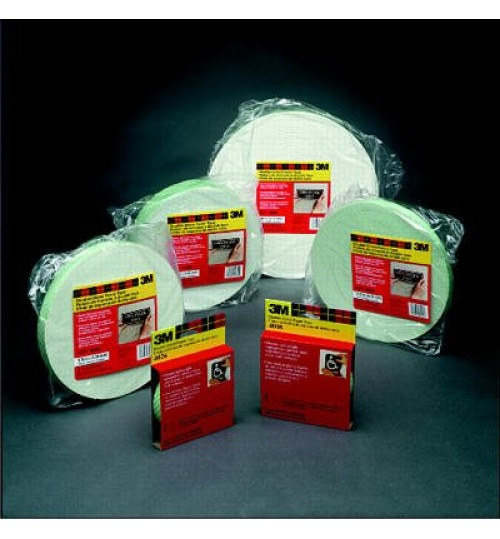 3M Double Coated Urethane Foam Tape 4008 06439, 1in x4 yd