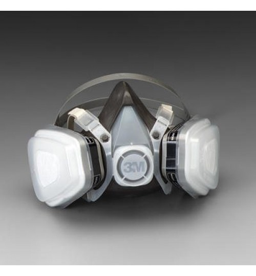 3M Dual Cartridge Respirator Assembly 53P71, Organic Vapor/P95