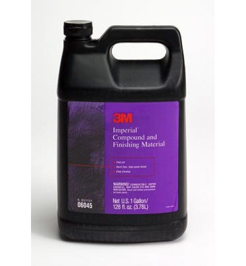 3M Imperial Compound and Finishing Material, 06045, Gallon