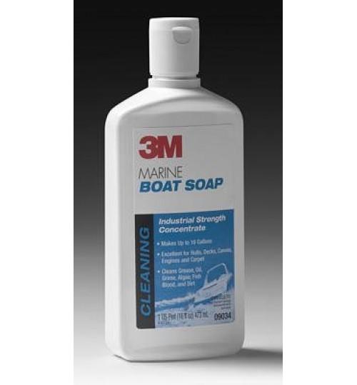 3M Marine Boat Soap, 09034, 16 oz
