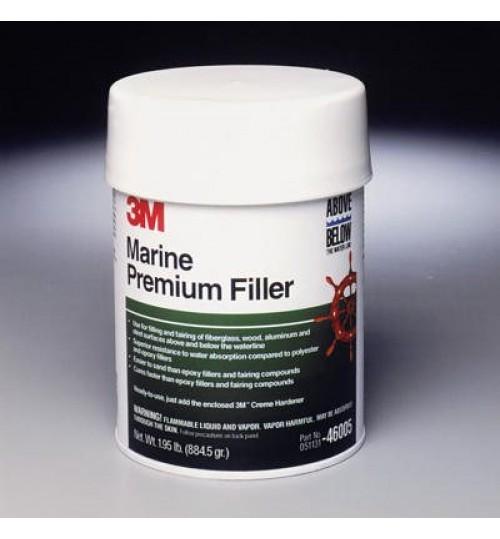 3M Marine Premium Filler, 46005, 1 Quart