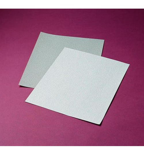 3M Sheet 02344, 9 in x 11 in 320A, 100 sheets per sleeve