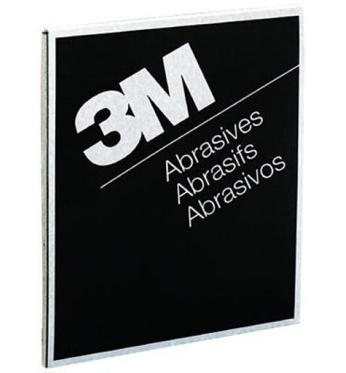 3M Wetordry Sheet 02016, 9 x 11, 120C, 50 sheets per sleeve