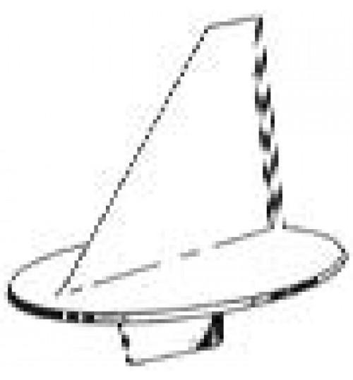 55125-87D00 Suzuki Outboard Zinc