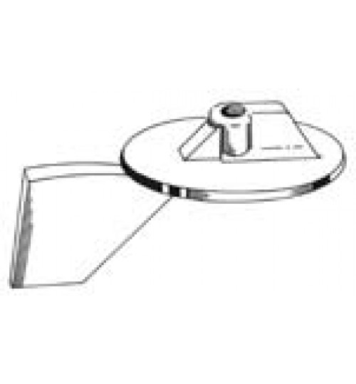 688-45371-02 Yahama Outboard Zinc