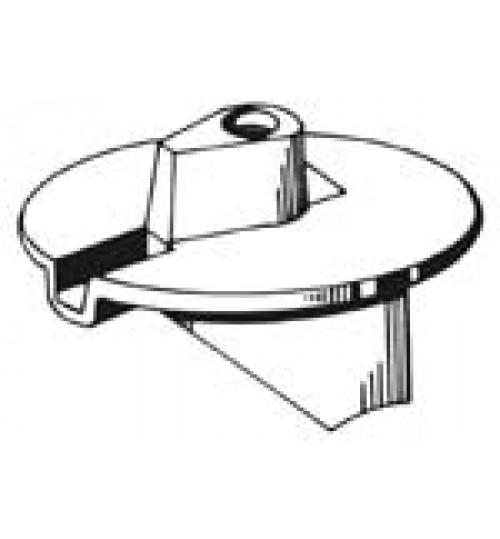 6K1-45371-00 Yahama Outboard Zinc