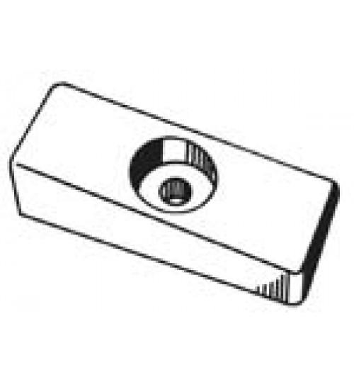 826134-AL Outboard Aluminum Anode