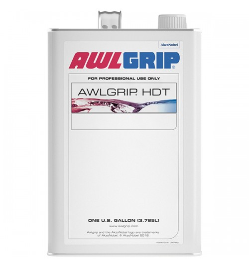 Awlgrip HDT Clearcoat Curing Solution
