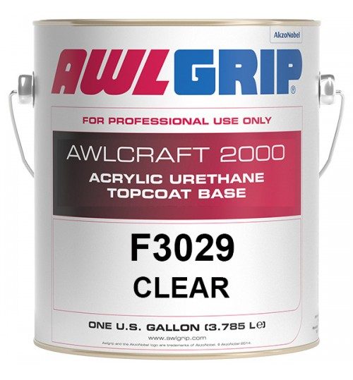 Awlcraft 2000 High Gloss Clear F3029
