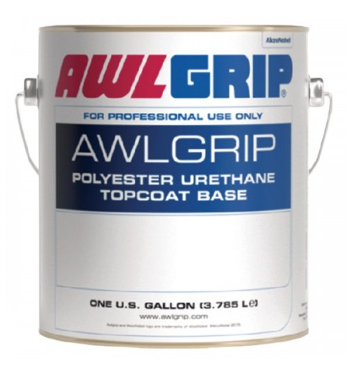 AwlGrip Topcoat Flat Black G2002 (Special Mix Ratio 2:1:1)