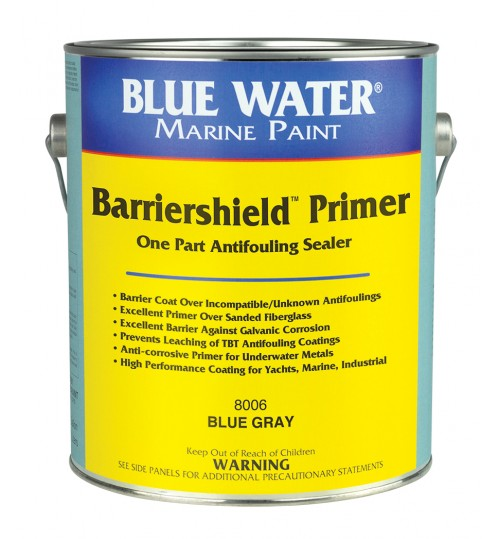 Blue Water Marine Barriershield Primer