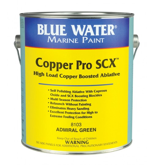 Blue Water Marine Copper Pro SCX