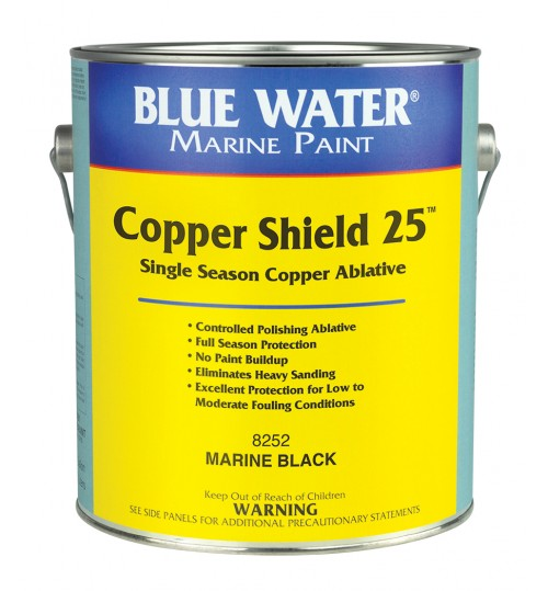 Blue Water Marine Copper Shield 25