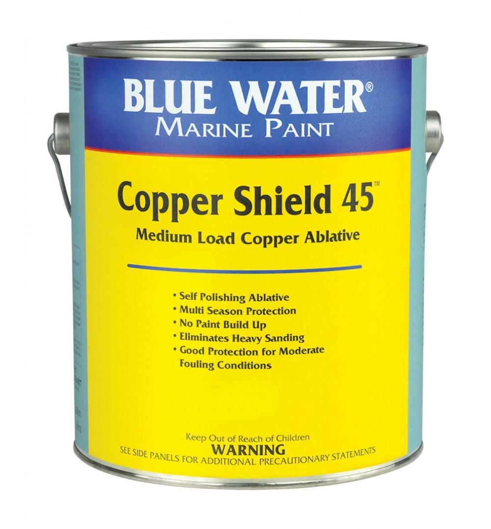 Blue Water Marine Copper Shield 45 Ablative Antifouling