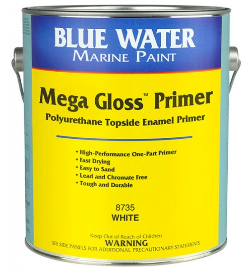 Blue Water Marine Mega Gloss Primer