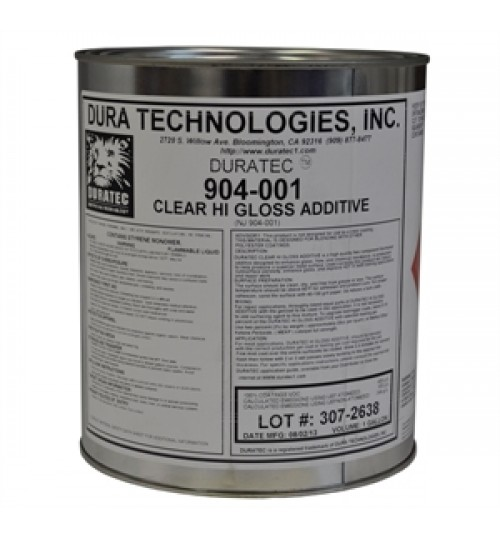 Duratec Hi Gloss Additive, Clear