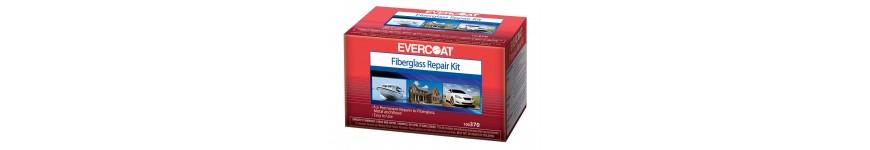Gel Coat Repair Kit and Fiberglass Repair Kit