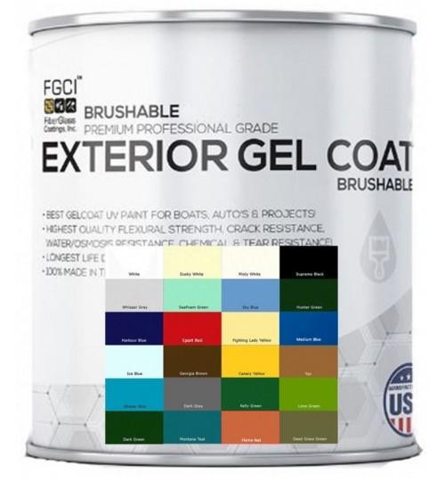 Ultra Plus Brushable Gelcoat, Quart