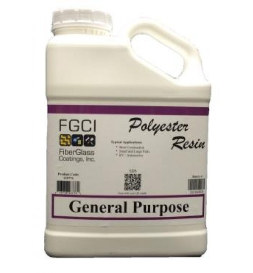 General Purpose Polyester Resin, Gallon