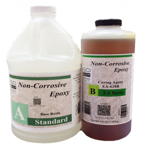Standard Epoxy Resin 2:1 Kit