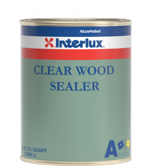 Interlux Clear Wood Sealer, Base