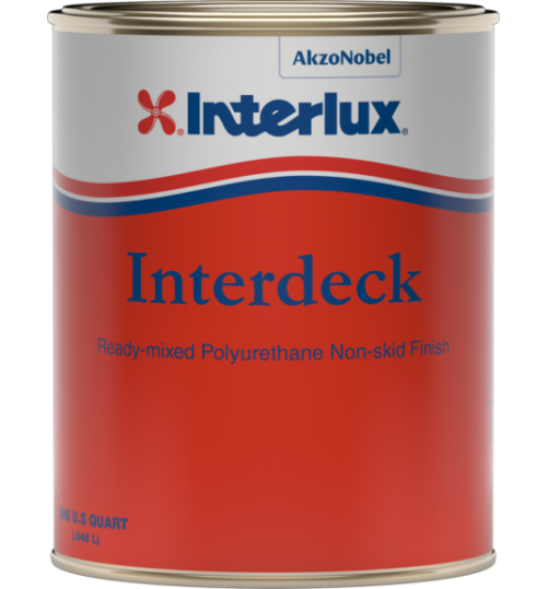 Interdeck Nonskid Deck Paint