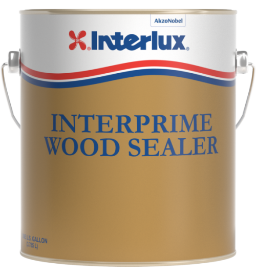 Inter-Prime Wood Sealer, Quart
