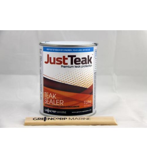 JustTeak™  Teak Sealer